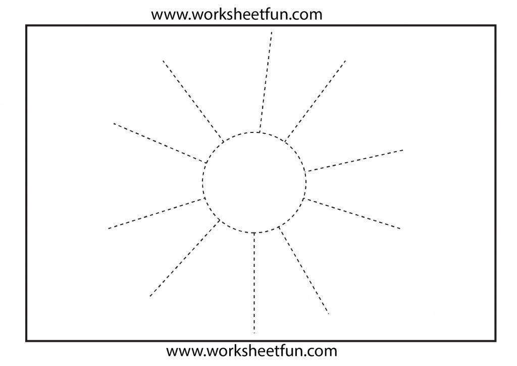 Free Printable Preschool Homeschool Worksheets