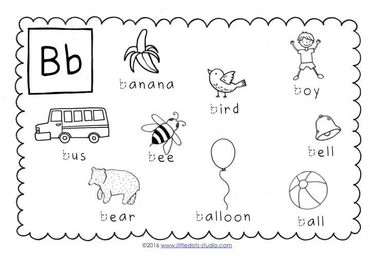 Free Printable Preschool Worksheet Activities