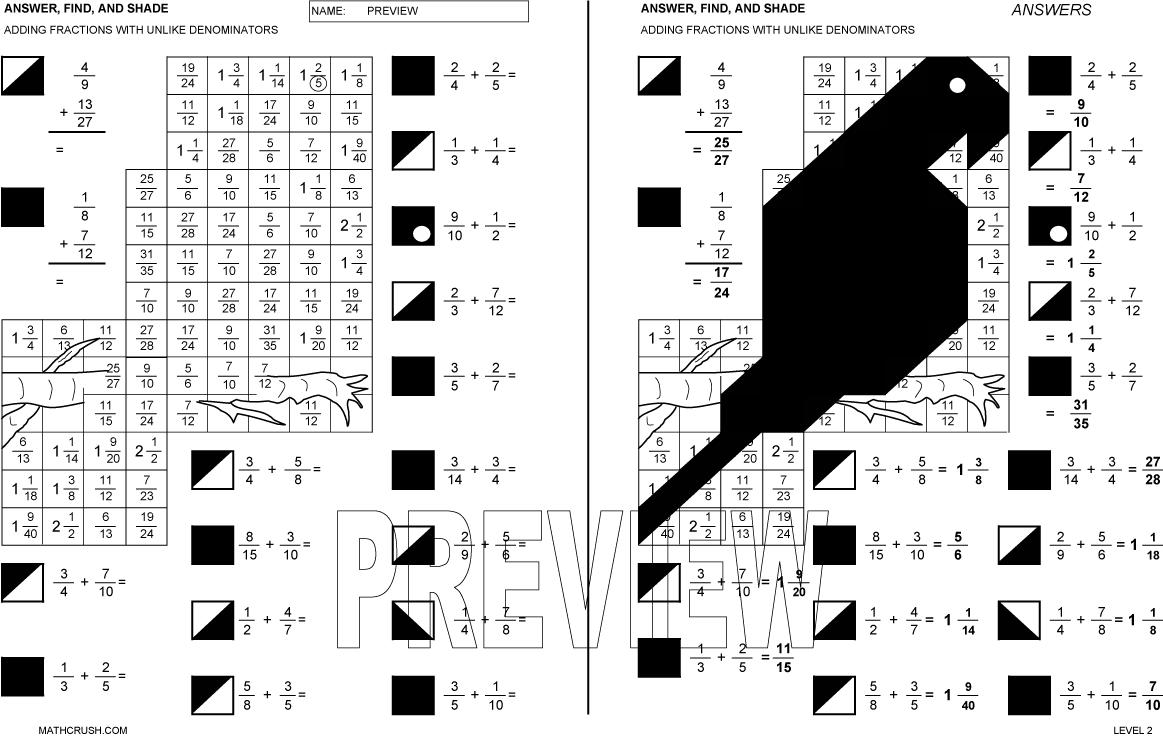 Multiplication Exercises With Answers