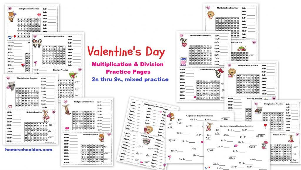 Multiplication Worksheets One Digit By Two Digits
