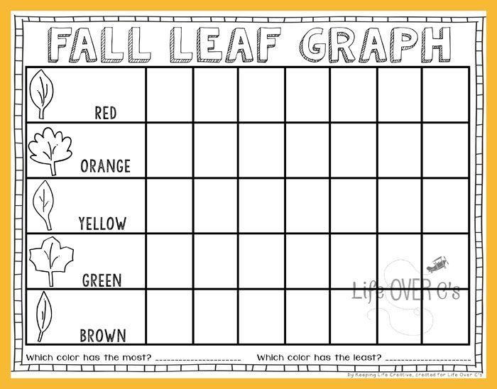Preschool Graphing Worksheets 4