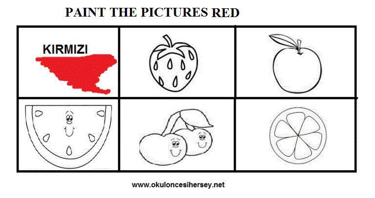 Preschool Worksheets Age 3-4 Pdf