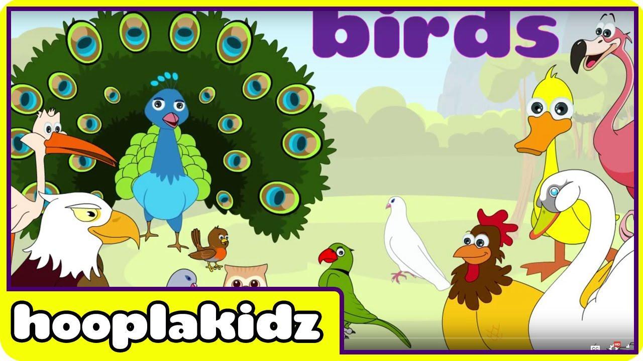 Preschool Worksheets Birds 5