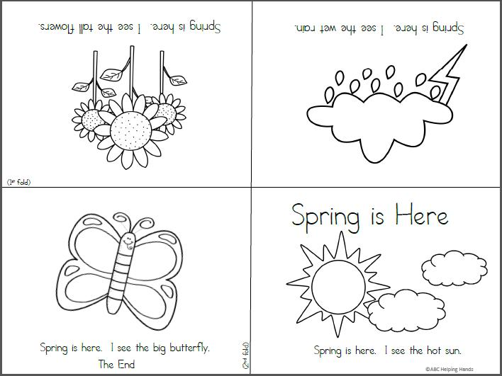 Preschool Worksheets Book 1