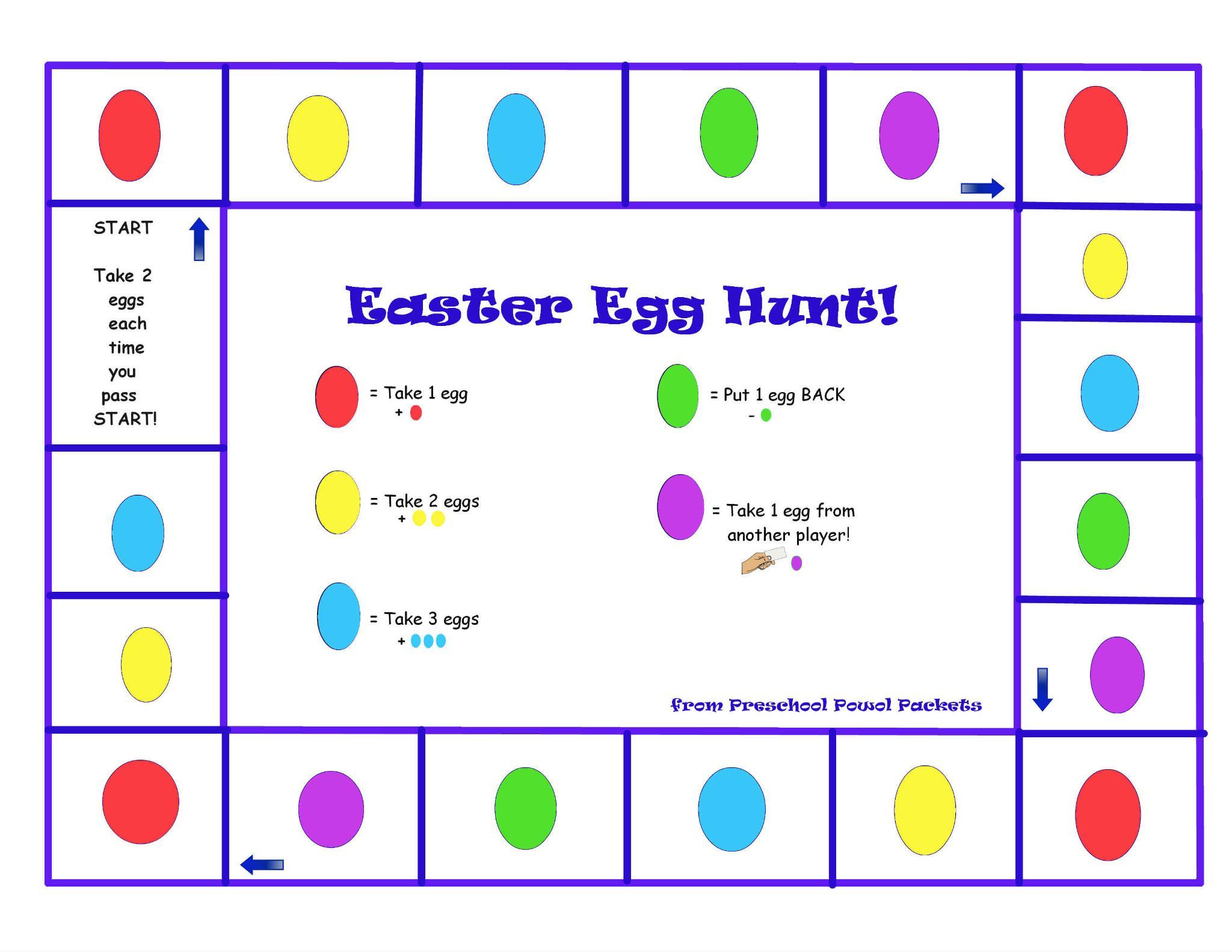 Preschool Worksheets Easter Smart Kids Ideas