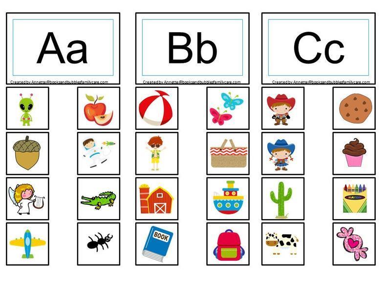 Free Printable Preschool Phonics Worksheets