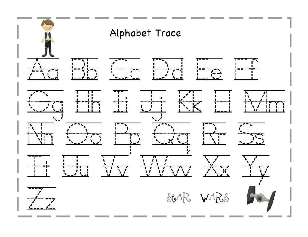 Preschool K Worksheets 1