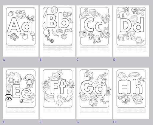 Preschool Worksheets For 4 Year Olds Free