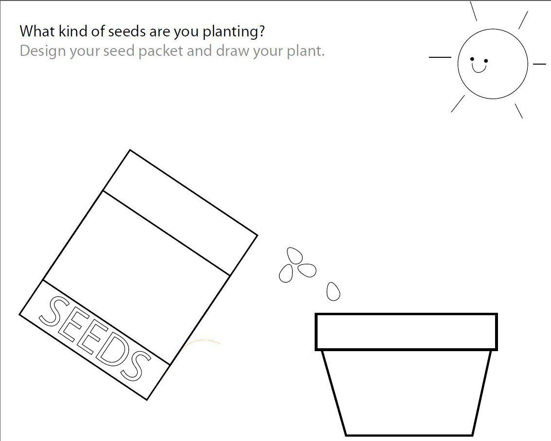 Preschool Worksheets On Plants 8