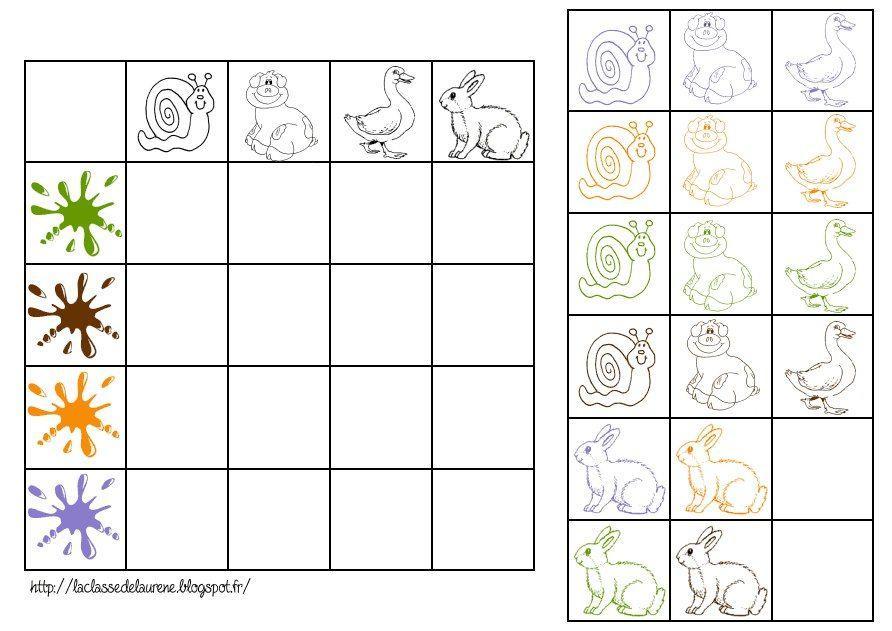 Preschool Worksheets Vk 6