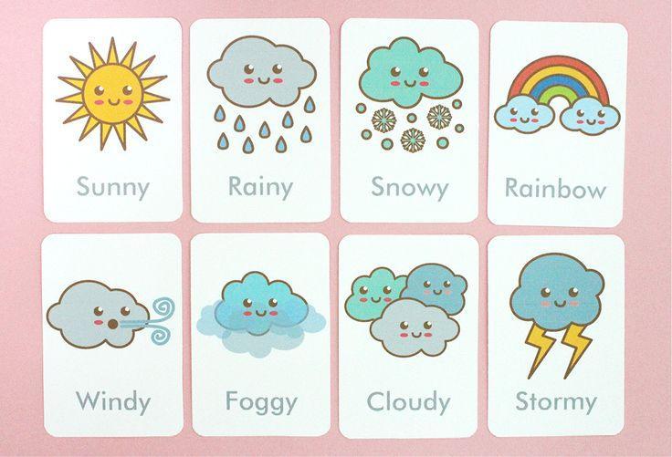 Weather Worksheets For Preschool Pdf