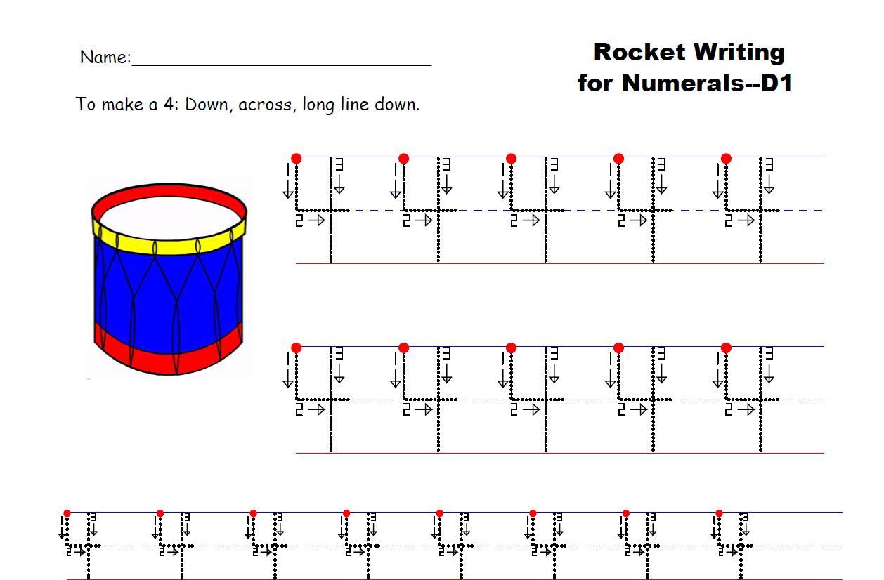 4th Grade Math Worksheets Images