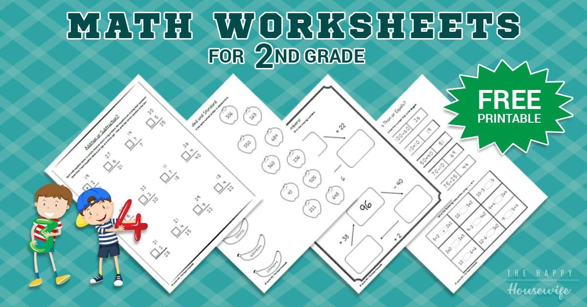 Free Printable Math Worksheets Images