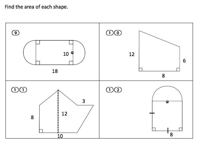 Fun Math Worksheets For High School Geometry