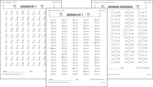 Kidzone Worksheets For Math
