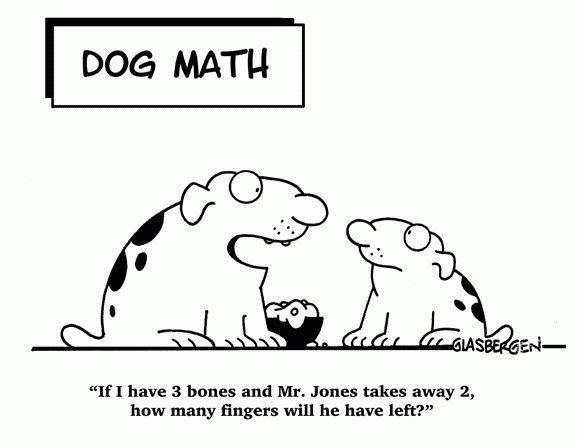 Math Worksheets Joke 6
