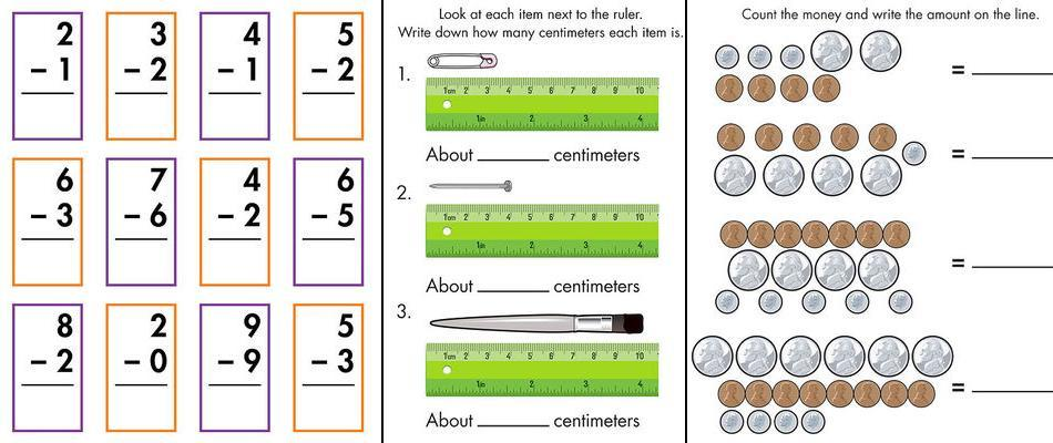 Math Worksheets Units Of Measurement 2