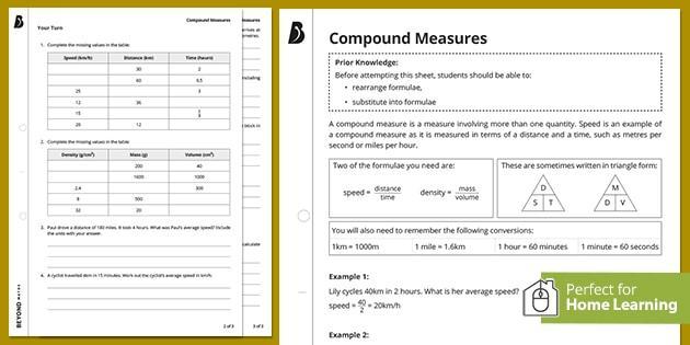 Maths Worksheets Ks3 Tes