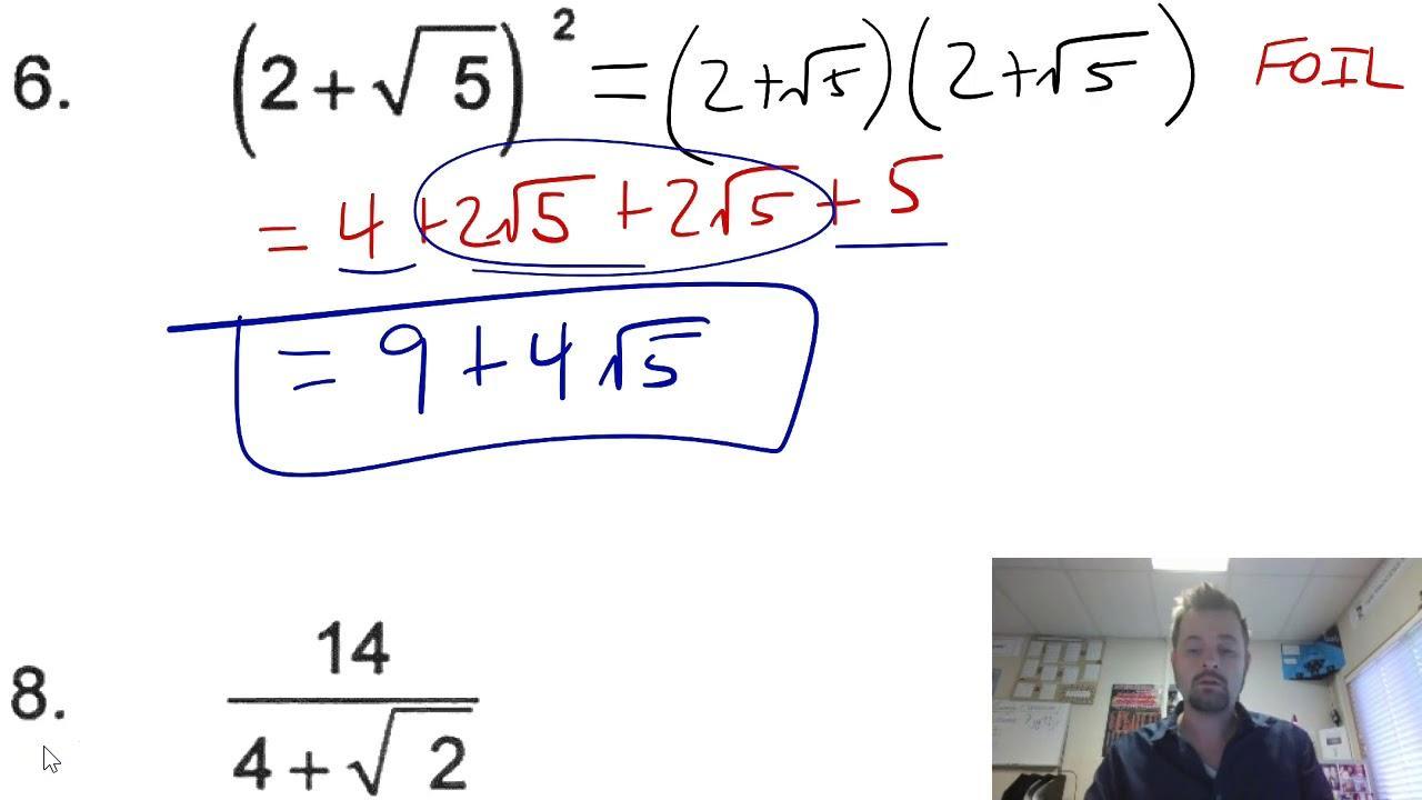 Algebra 2 Honors Factoring Worksheet