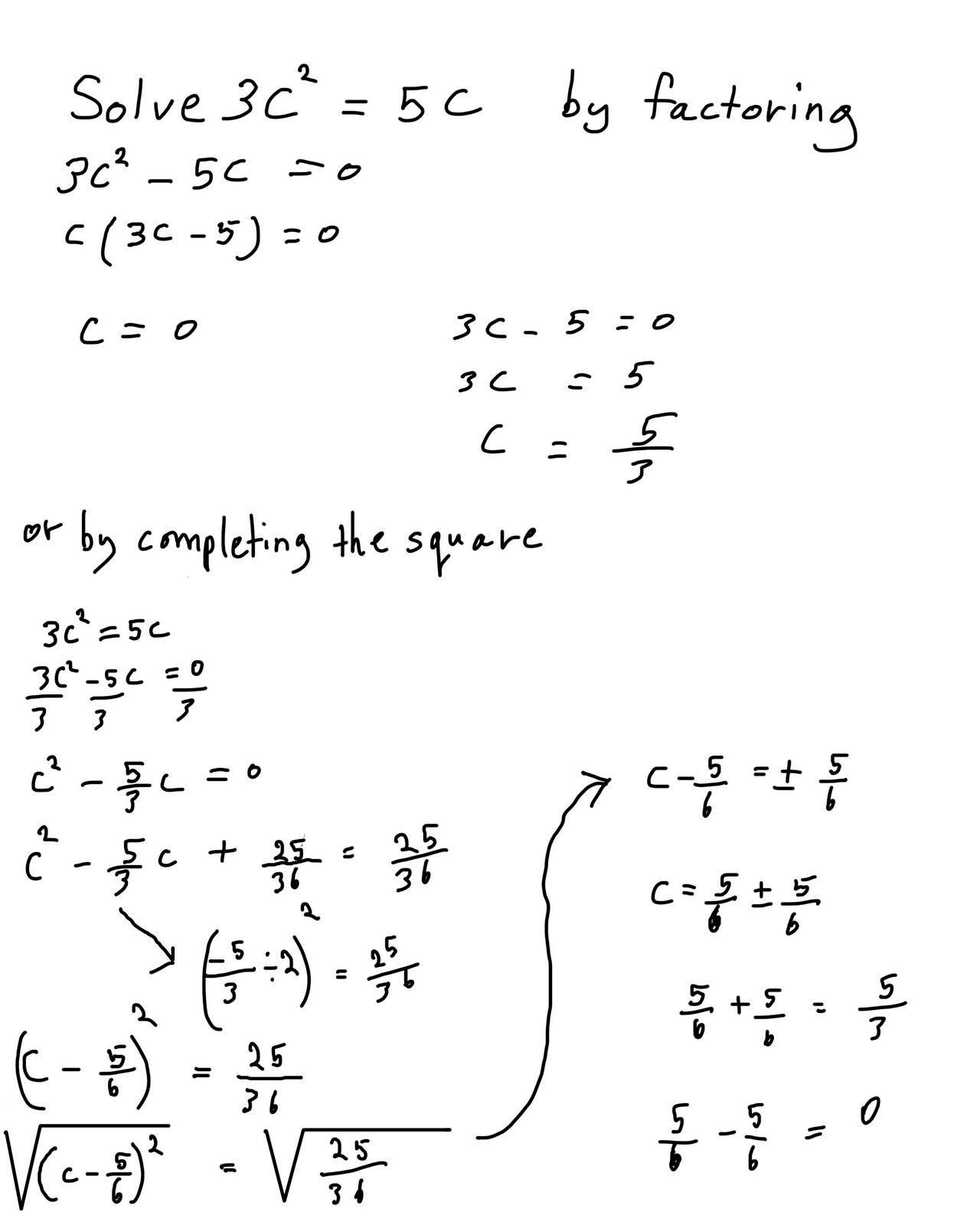 Algebra 2 Quadratic Formula Practice Worksheet Answers