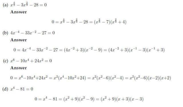 Algebra 2 Worksheets Quadratic Formula