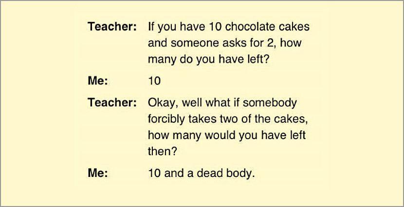 Algebra Joke Worksheets 5