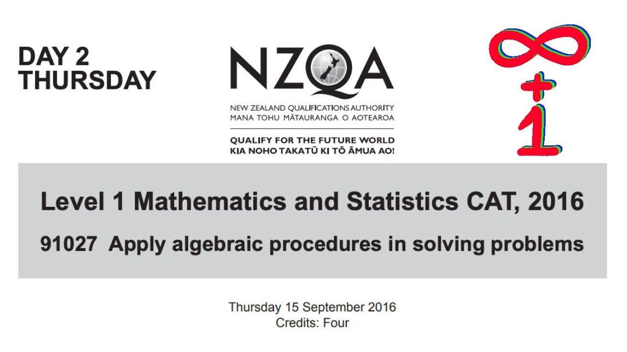 Algebra Worksheets Ncea Level 1 3