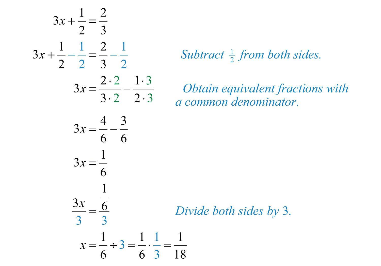 Algebra Worksheets Solving Equations 1
