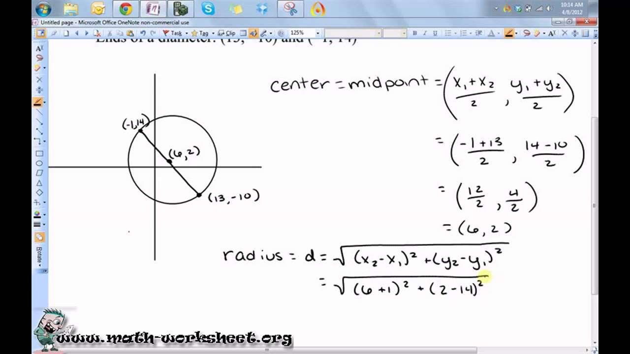 Difficult Algebra Problems Worksheet