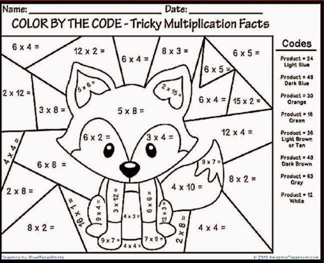Pre Algebra Worksheets Printable
