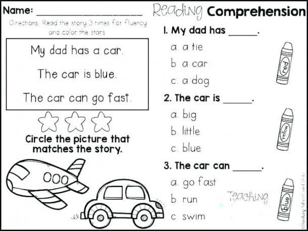 1st Grade Activities Worksheets