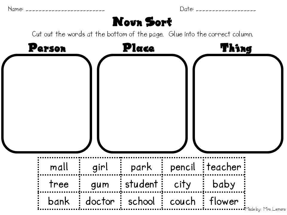1st Grade Adjective Worksheets Pdf