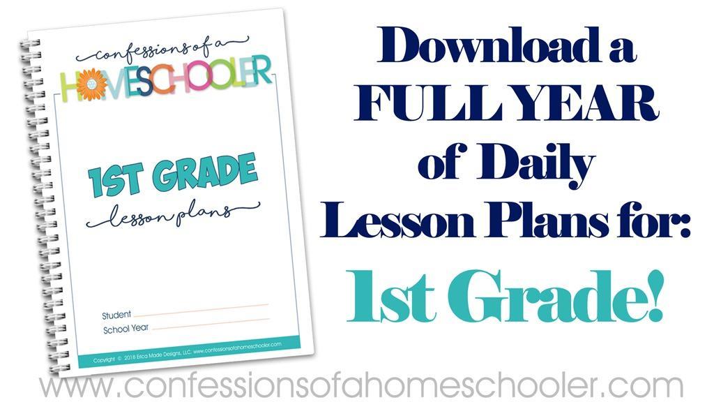 1st Grade Homeschool Math Worksheets
