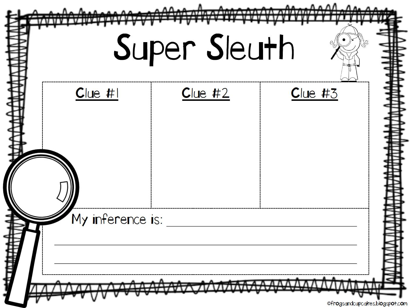 1st Grade Inference Worksheets 3