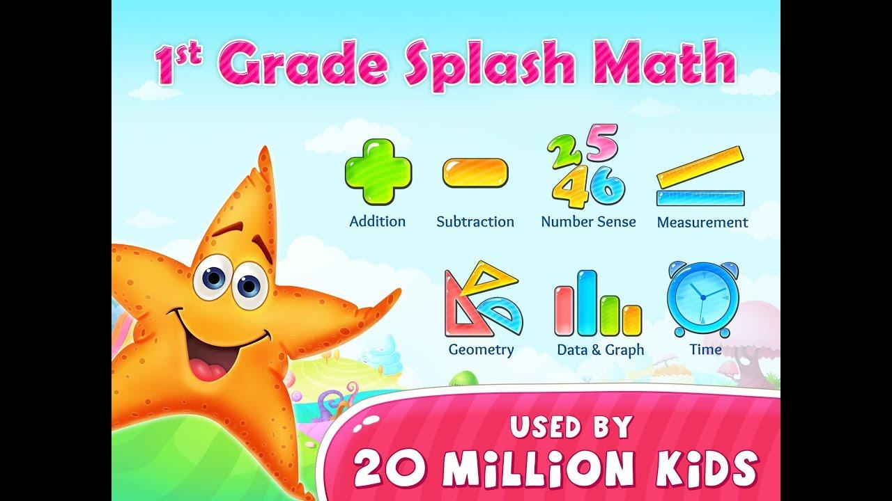 1st Grade Math Worksheets Common Core