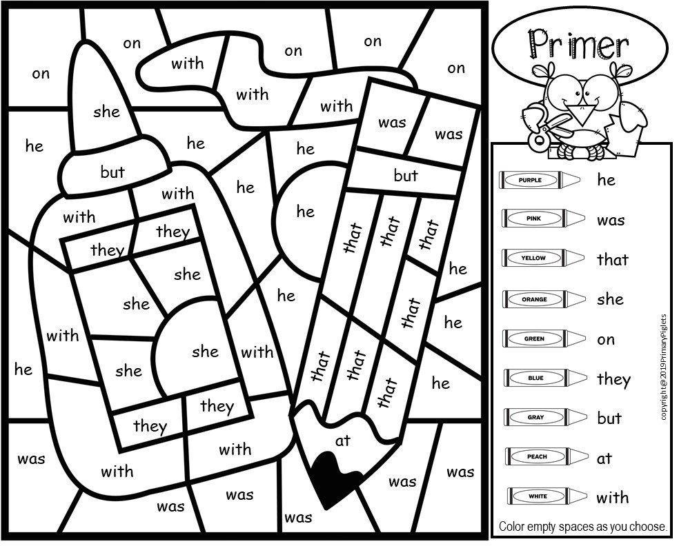 1st Grade Reading Worksheets Pdf Packet