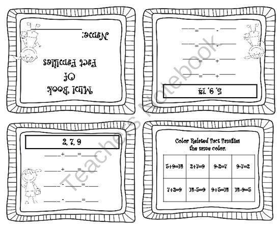 1st Grade Worksheet Bundle 3