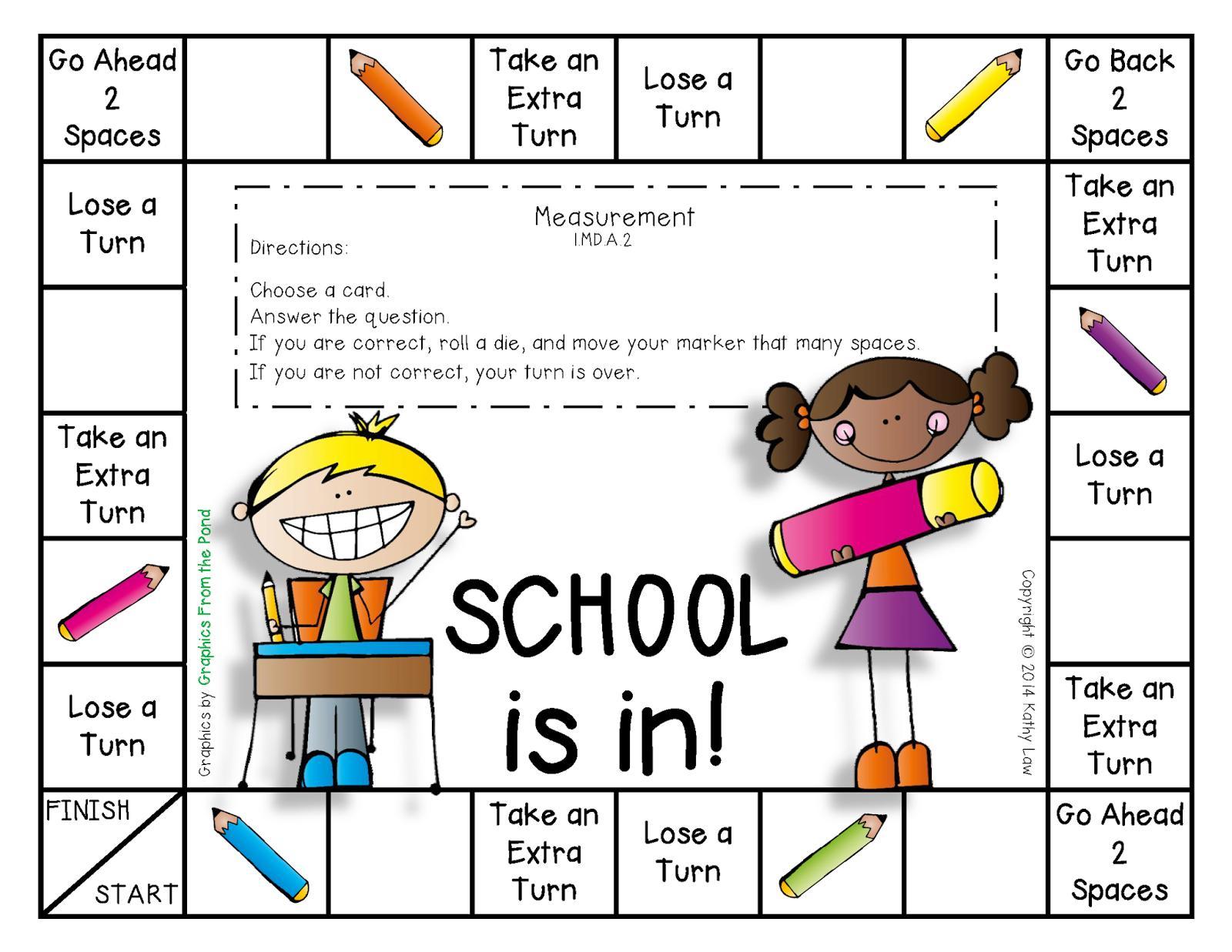 First Grade Nonstandard Measurement Worksheets