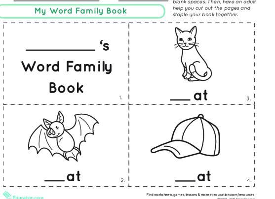Free 1st Grade Health Worksheets