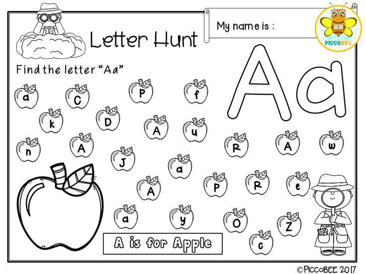 Free 1st Grade Letter Worksheets