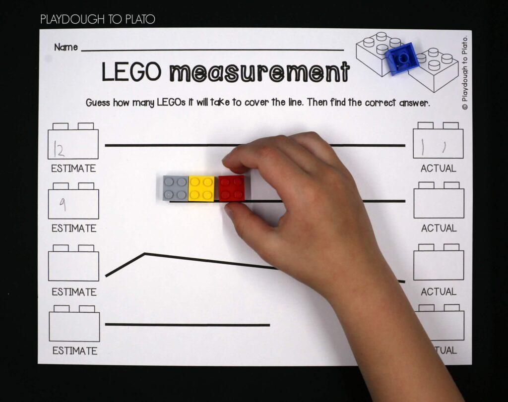 Free Printable Math Worksheets 1st Grade Measurement
