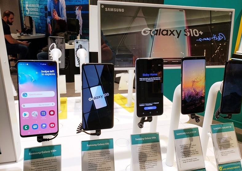 Wie rette ich die Daten auf dem Samsung Galaxy S10
