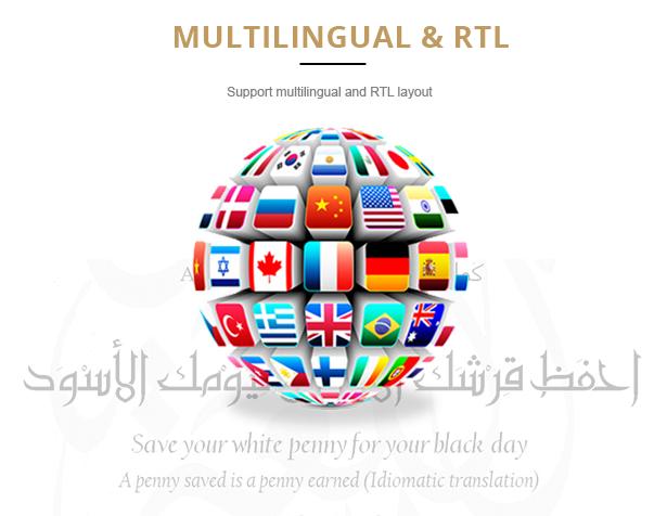 Styleshop - Multi-language