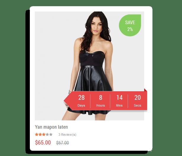 Love Fashion- Count down