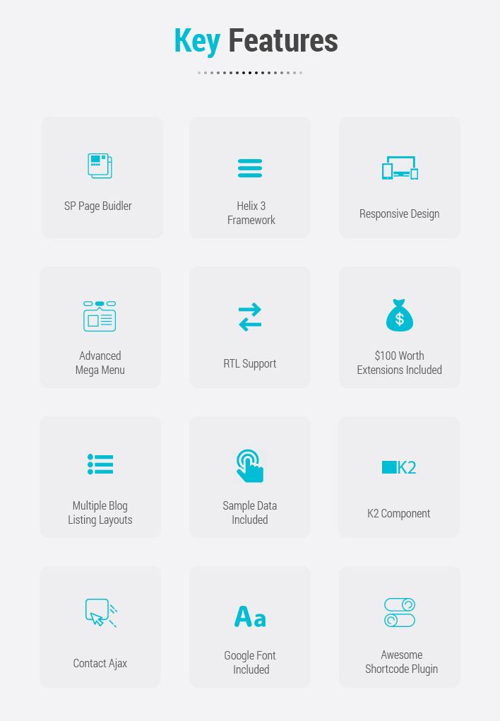 FREE Ultimate Multi-Purpose Personal Portfolio Joomla