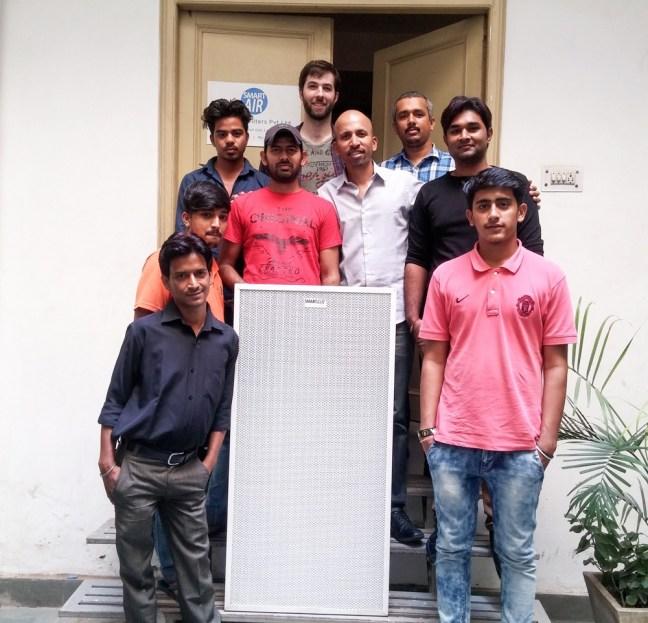 The Smart Air India Team