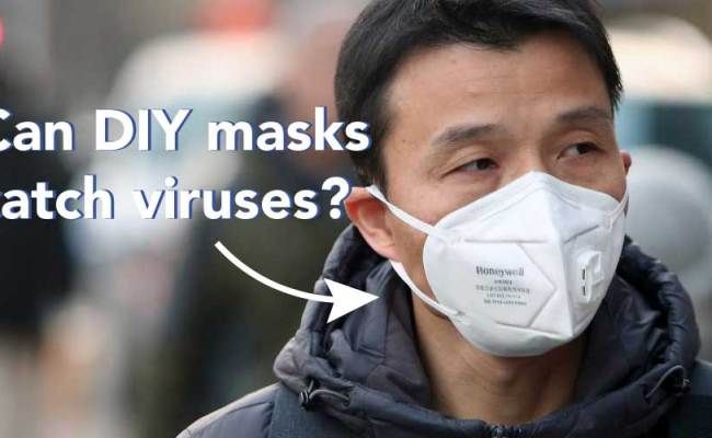 Diy Masks Is Paper Towel Effective At Blocking Viruses
