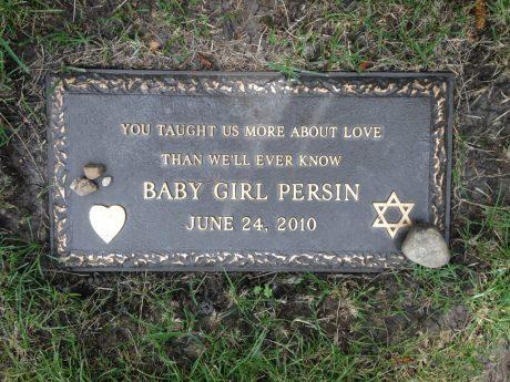 Her Headstone