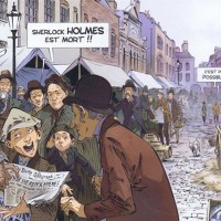 Les Quatre de Baker Street, Tome 4
