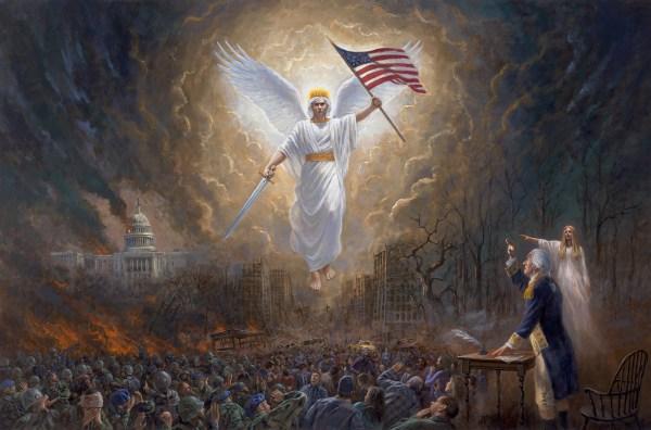 George Washington Angel John McNaughton